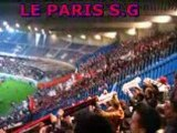 PSG AMBIANCE SUPPORTERS VIRAGE AUTEUIL