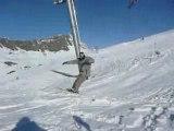 chute ski grand bornand 3