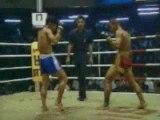 Kick boxing - Muay-thai (thai-boxen
