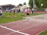 Triple saut minime garcon district oignies