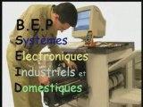 1 BEP Systèmes Electroniques Industriels et Domestiques