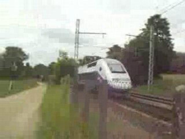 TGV DUPLEX 206 à Vauboyen
