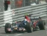 Grand Prix de Monaco 2008 : Essais libres F1
