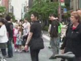 Tokyo freeze 25 mai 2008