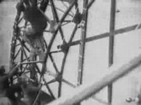 Tour Eiffel illuminée CITROEN 1925-1935