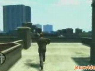 GTA 4 - mission assassinat au sniper