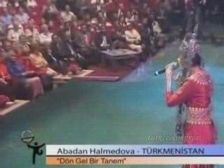 2.ŞARKI Dön gel birtanem Türkmenistan
