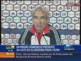 Euro 2008 : la liste des 23 de Domenech