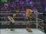 CM Punk & Tommy Dreamer vs Chavo & John Morrison 20/5/06 pt2