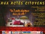 Aux Actes Citoyens 2008