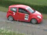 Rallye Police - Gendarmerie 2008