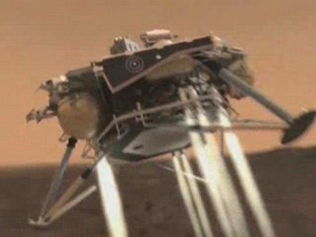 Phoenix, atterrissage en direct sur Mars !