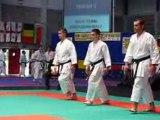Championnat d'Europe Karaté Wuko 2008 Katas équipes