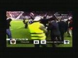Rugby Club de Toulon Champion de PRO D2