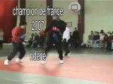 champion de france de kung fu shanshou 2007 en -80 kg