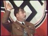 Le Führer en folie : Le discours