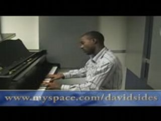 """Lupe Fiasco - Superstar Piano Cover """"By David Sides"""""""