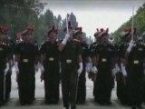 L'inde à l'honneur au  défilé du 14 juillet 2009