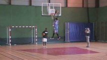 Tournoi 3x3 Bussy basket & Fastwear : dunks,lancers francs..