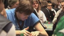WSOP 2009 Pokerstars Inside the game - quick thinking