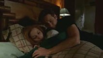 X-files Promo 7 season on ORT. Scully on Mulder