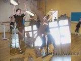 Stage de Danse de Juillet chez Sandrine de Meulemeester