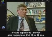 Bruxelles 1er capitale musulmane d'Europe ?