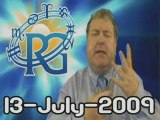 RussellGrant.com Video Horoscope Aries July Monday 13th