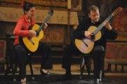 Tango suite d'Astor Piazzolla par le Duo Affretando