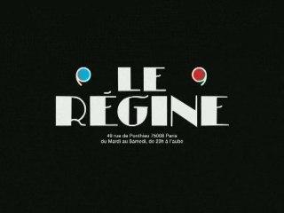 Cette Semaine Au Régine : Requiem