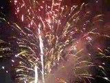 Feux d'artifices Berguettes-Isbergues bouquet finale 2009