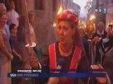 F E S T E S du Grand Fauconnier 2009 à Cordes/Ciel (81)