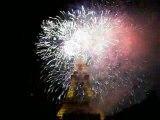 TravelPics.fr Feux d'artifices 14 Juillet 2009 - Tour Eiffel