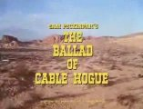 The Ballad of Cable Hogue trailer 1970
