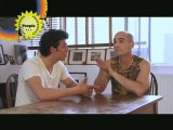 Taig Khris rencontre Jean Marc Barr dans le Taig Show