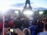 Johnny 66 ans, Tour Eiffel 120 ans