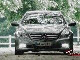 Essai Mercedes Classe E Coupé 350 CDI par Sport-Prestige