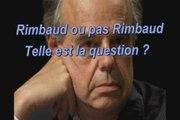 Rimbaud ou pas Rimbaud ?