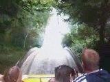 Le grand splash Parc Asterix