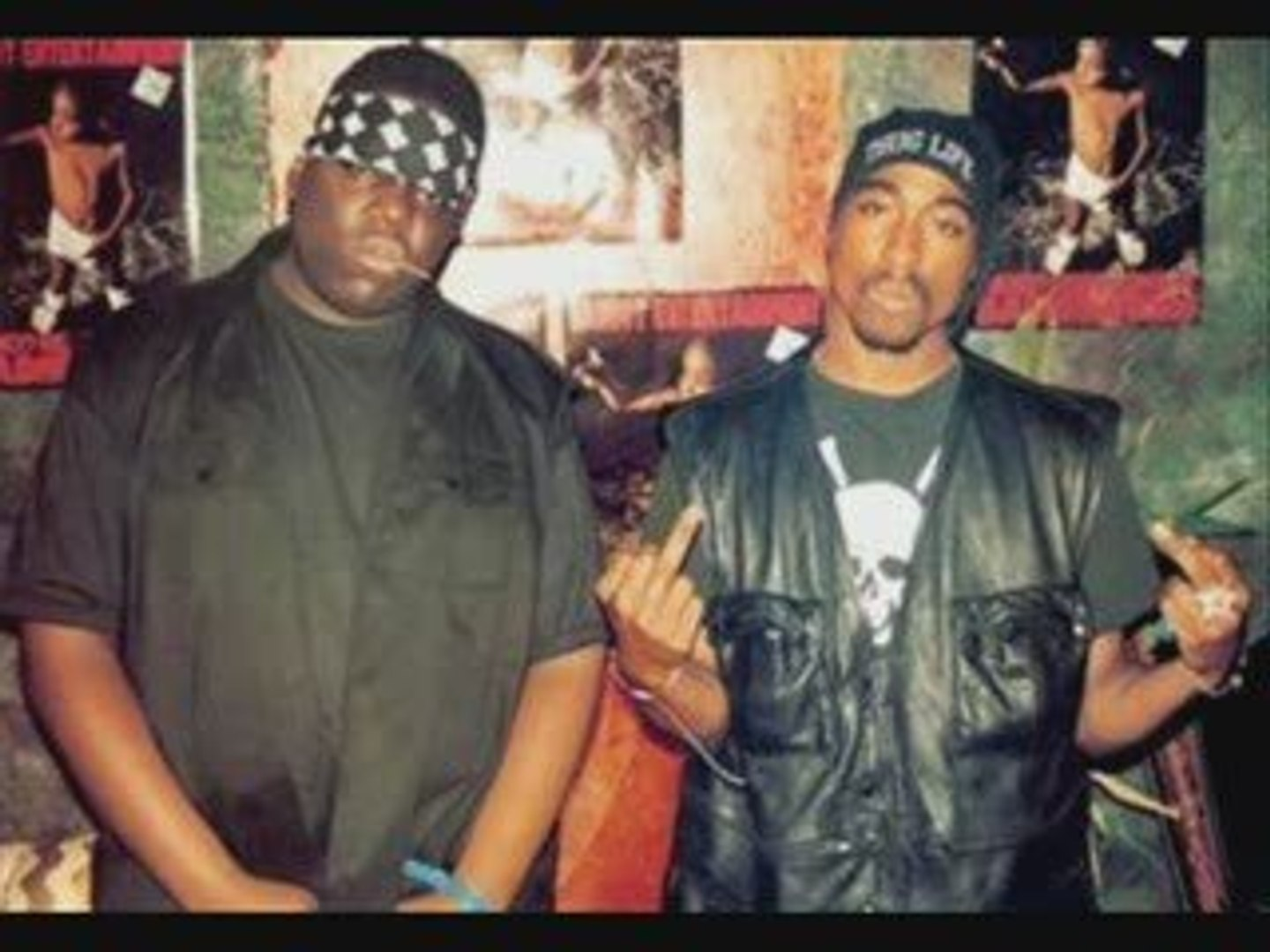 Tupac Feat Notorious Big - House Of Pain