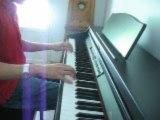 La valse d'Amélie Poulain de Yann Tiersen au Piano