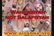 "les salafs et les pseudo salafi ""wahhabite"""
