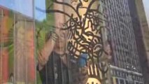 Billy The Artist: Live Painting at SWATCH Times Square