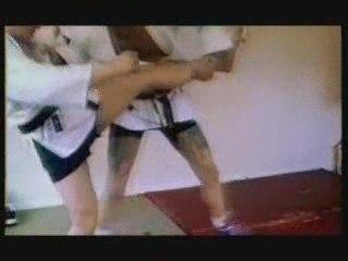 Russian Sambo Wrestling
