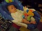 Nathan (2 mois) et son papa