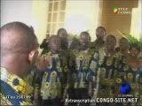 Célébration de la fête nationale française au Congo