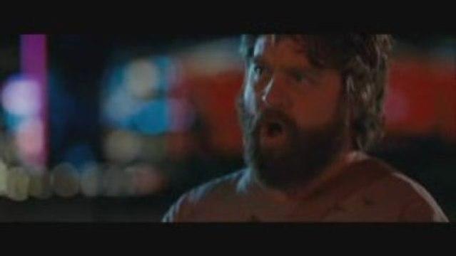 The Hangover - One Man Wolf Pack Speech
