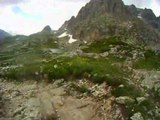 Descente VTT dans les Hautes-Alpes