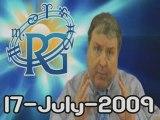 RussellGrant.com Video Horoscope Aquarius July Friday 17th
