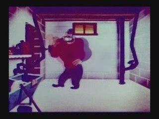 Popeye: The plumber man